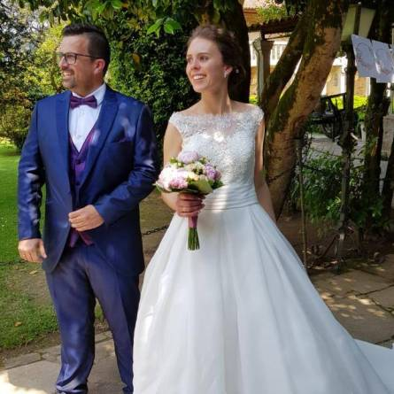 Enlace de Raquel y David